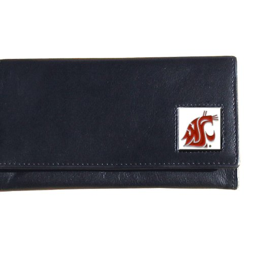 Washington St. Cougars Women's Leather ()