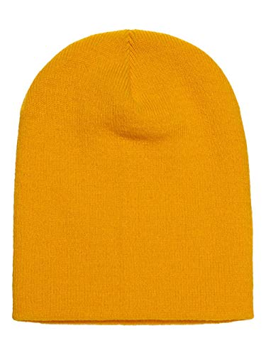 Yupoong 1500 Acrylic-Knit Cap Gold One -