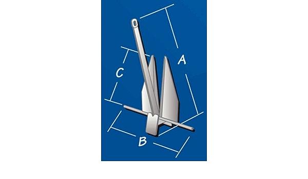 Danforth S-160 Standard Anchor