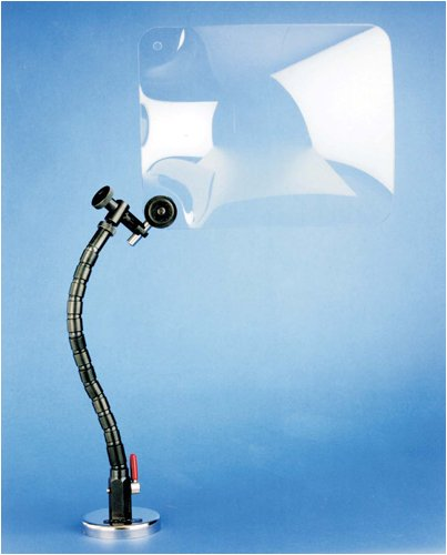 Flex-Shield,8'' X 10'' Concave