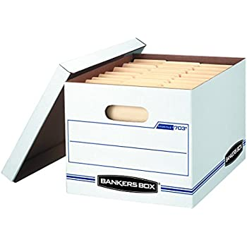 Amazon.com : Bankers Box STOR/DRAWER STEEL PLUS Extra Space ...