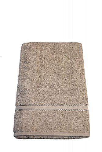 framsohn Mabelle Serie de toallas de mano, lavable hasta 95 grados. Pardo – Toalla