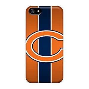 Fashion Protective Chicago Bears Cases Covers For Iphone 5/5s