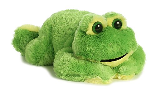 Aurora World Flopsie Frog/Flower Plush ()