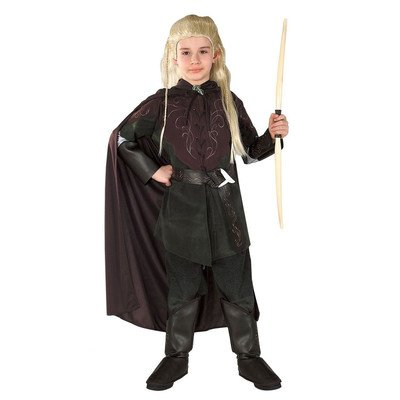 Lord of the Rings Legolas Child Costume Size: Medium
