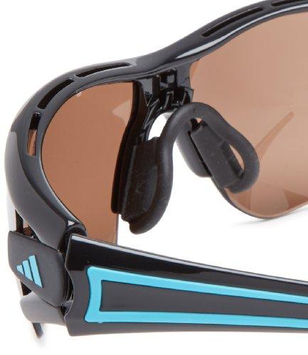 Malocchio Nero Xs Eyewear Lucido Adidas Halfrim Couleur 7fPw5nqI