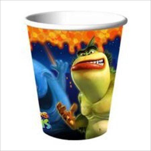 Monsters vs. Aliens 9oz Paper Cups (8ct) ()
