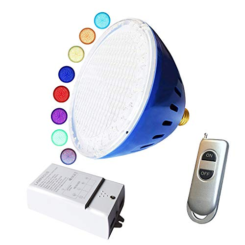 Multi Color Inground Pool Light
