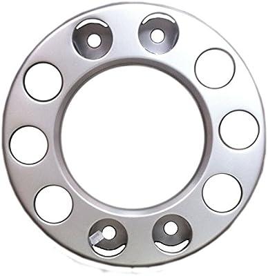 2 x anillo apertura V2 A spiegelpoliert 10 agujeros Tapacubo ...