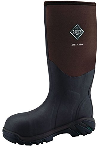 Men's Muck Boots 17 inch Arctic Pro Steel Toe Waterproof Rub