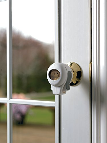 Kidco Door Knob Lock Clear product image
