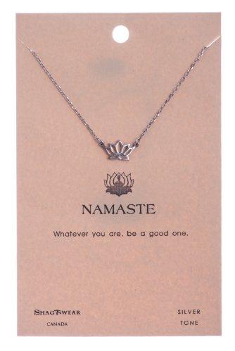 Shagwear Balance Inspirations Pendant Necklace