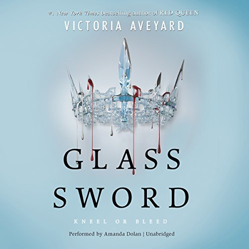 Glass Sword: Library Edition (Red Queen) by Blackstone Pub