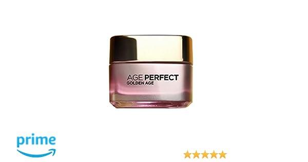 LOreal Paris Age Perfect Crema Hidratante, Golden Age - 50 ml: Amazon.es: Amazon Pantry