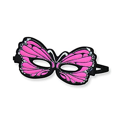 Douglas Pink Butterfly Mask: Clothing
