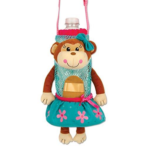 Stephen Joseph Bottle Buddy, Girl (Buddy Monkey)