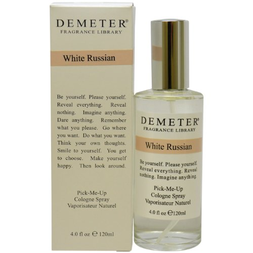 (Demeter White Russian Cologne Spray for Women, 4 Ounce)