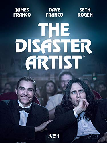 The Disaster Artist (Best Jobs For Aspiring Writers)
