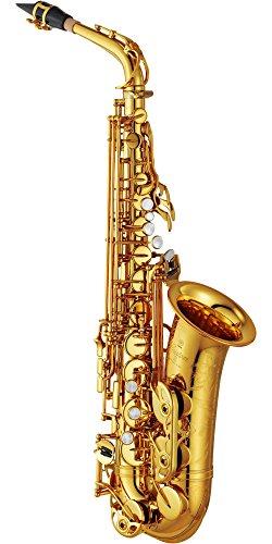Yamaha YAS-82ZII Custom Z Alto Saxophone Lacquered by Yamaha