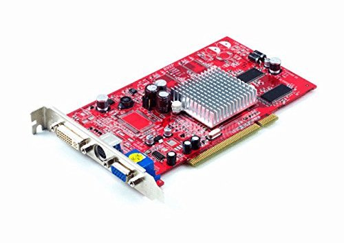 ATI R9250 125MB 64-BIT DDR AGP VIDEO CARD SAPPHIRE RADEON WITH SVIDEO PowerColor ATI Radeon 9250 256MB R92P-LD3 PCI Video Card (Ati Radeon 9250 128mb Pci)