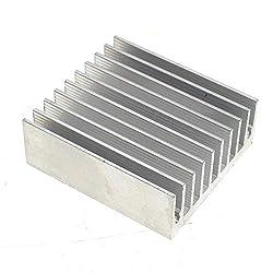 Nrthtri smt 5pcs Original Hiland Heat Sink + Cooling Fan + Mounting Screws Kit for 0-30V 0-28V Universal Power Supply Eater