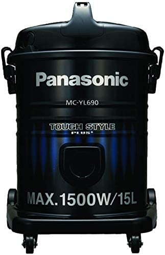 باناسونيك مكنسة كهربائية، 1500 واط، أسود