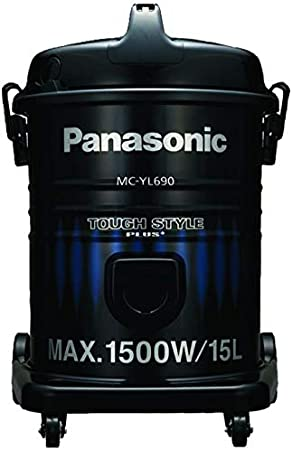 Panasonic Vacuum Cleaner, Black