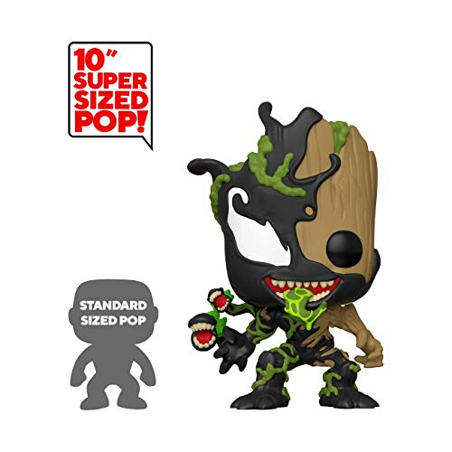 "Pop! Marvel MAX Venom - 10"" Groot"