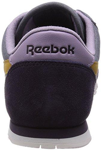 Reebok CL Nylon Slim Colors BLK M49174, Deportivas