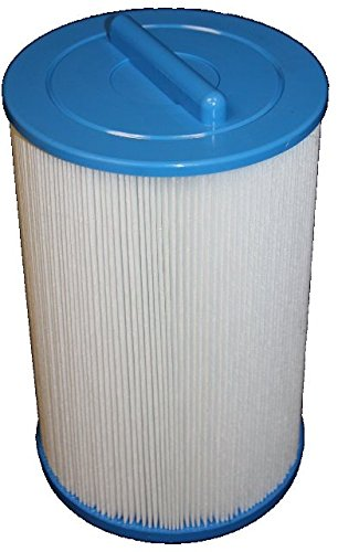 Guardian Pool Spa Filter Replaces Unicel 6CH-47 Top Load Replacement Spa Filter Cartridge 47 Sq Ft PTL47W ()