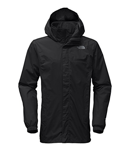 The North Face Mens Resolve Parka TNF Black/Foil Grey - XL
