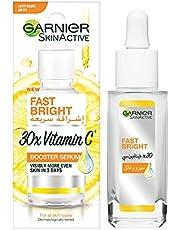Garnier Fast Bright Vitamin C Serum, 30 ml