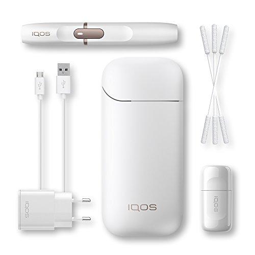 IQOS 2.4 Plus Kit – Unser klassischer Tabakerhitzer – White (in 2 Farben erhältlich)