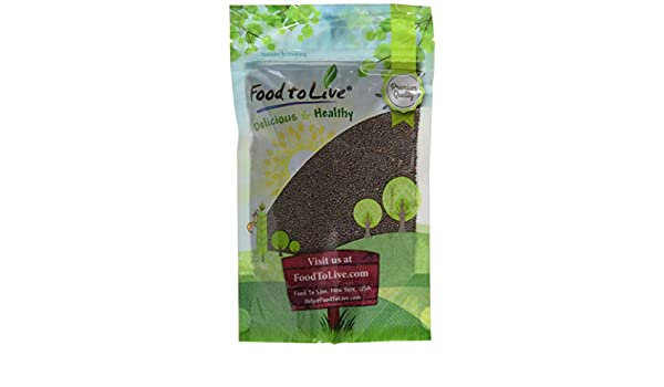 Food to Live Las semillas de brócoli para brotar (Kosher) (8 ounce): Amazon.es: Alimentación y bebidas