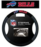 Buffalo Bills NFL Mesh Steering Wheel Cover