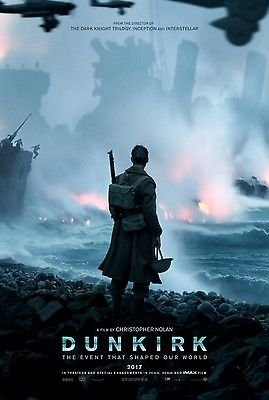 Image result for Dunkirk Movie Poster