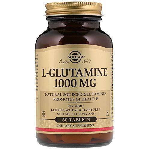 Solgar – L-Glutamine 1000 mg, 60 Tablets