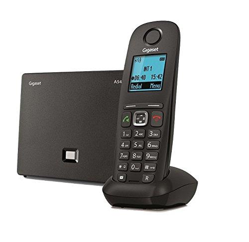 31 opinioni per Gigaset A 540 IP Telefono Cordless VoIP, Telefonate via Internet 6 Account VoIP,