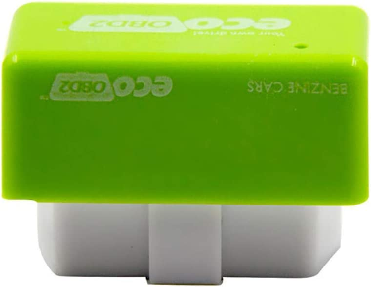Plug And Drive EcoOBD2 Gasoline Car Fuel Saving Device Best Tool Save 15/% Fuel by SMOXX Car Parts and Accessories Pro Premium Easy Install
