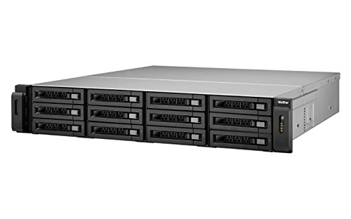 QNAP VS-12148U-RP Pro Network video Recorder with 48-channel, 12-bay, Redundant Power, VGA Local Display by QNAP (Image #3)