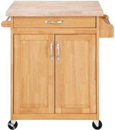 Mainstay Kitchen Island Cart