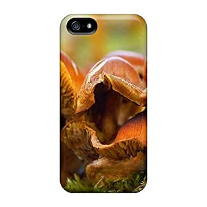 UdI1190ZmOT Case Cover, Fashionable Iphone 5/5s Case - Huge Mushrooms