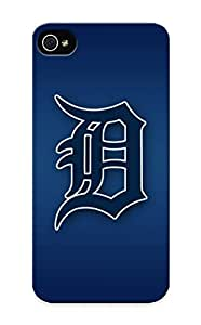 Crooningrose Durable Detroit Tigers Back Case/ Cover For Iphone 5/5s For Christmas