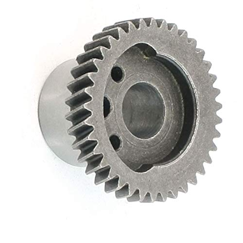 Aexit Power Tool Electrical Spare Part Helical Gear Wheel fo
