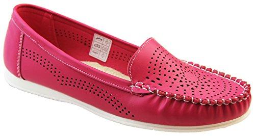 Zapatos fucsia Coolers para mujer BWalrFf