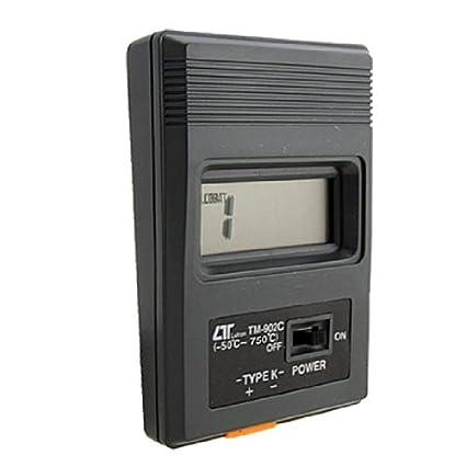 eDealMax Digital in-Forno Termometro tipo K ingresso Single TM-902C
