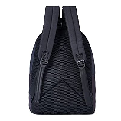 Uideazone 15.7 inch Casual Laptop Backpack School Backpack Rucksack for Unisex Shoulder Bags | Kids' Backpacks