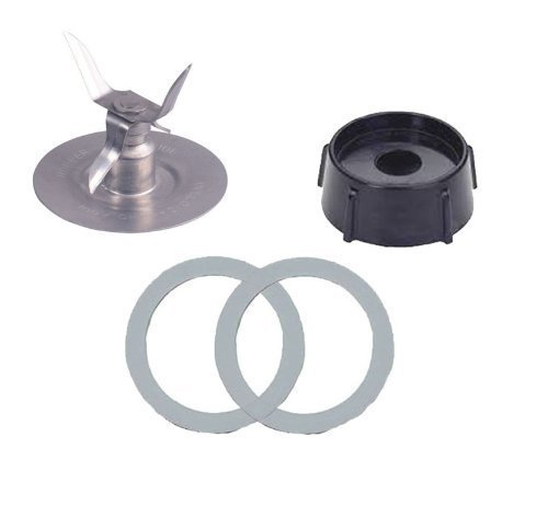 NEW For Oster Replacement Part Oster Blender Accessory Refresh Kit blender Kitchen Center 2 Rubber O Ring Sealing Ring Gaskets by Unknown