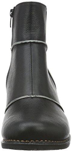 478 Bottes Noir Classiques Genova Black Memphis Femme art 0Z5Pwq