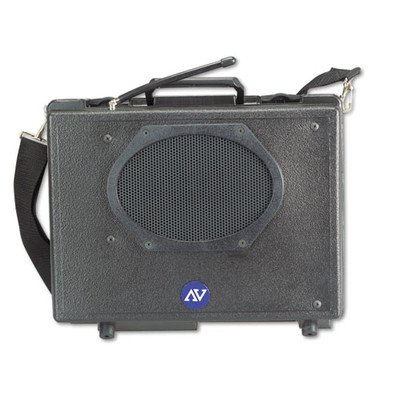 - AmpliVox SW222 Wireless Audio Portable Buddy Professional Group Broadcast PA System